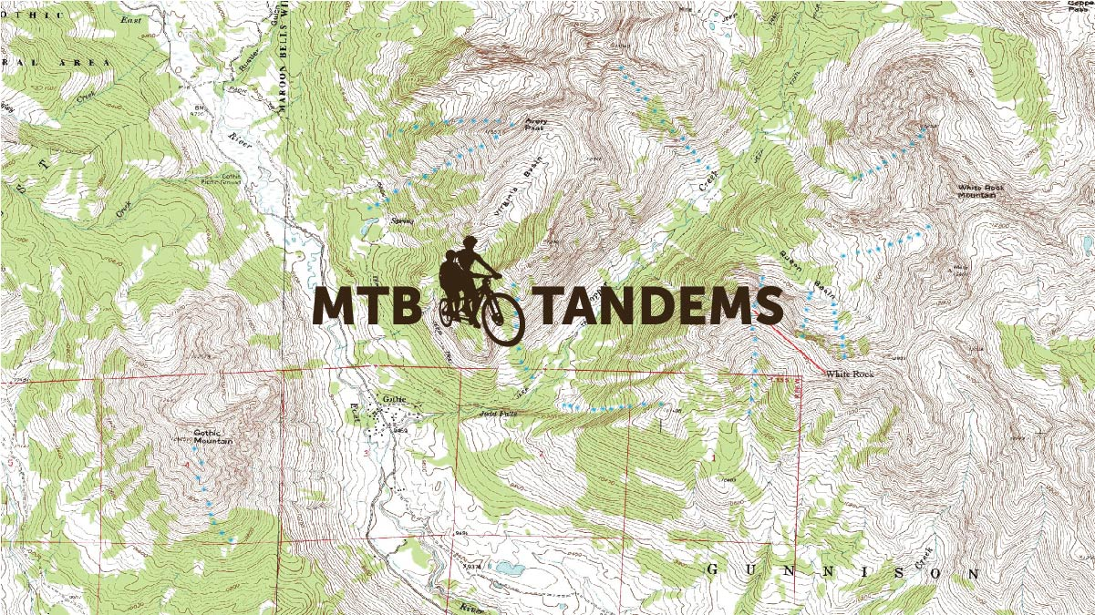 Logo Heading - MTB Tandems