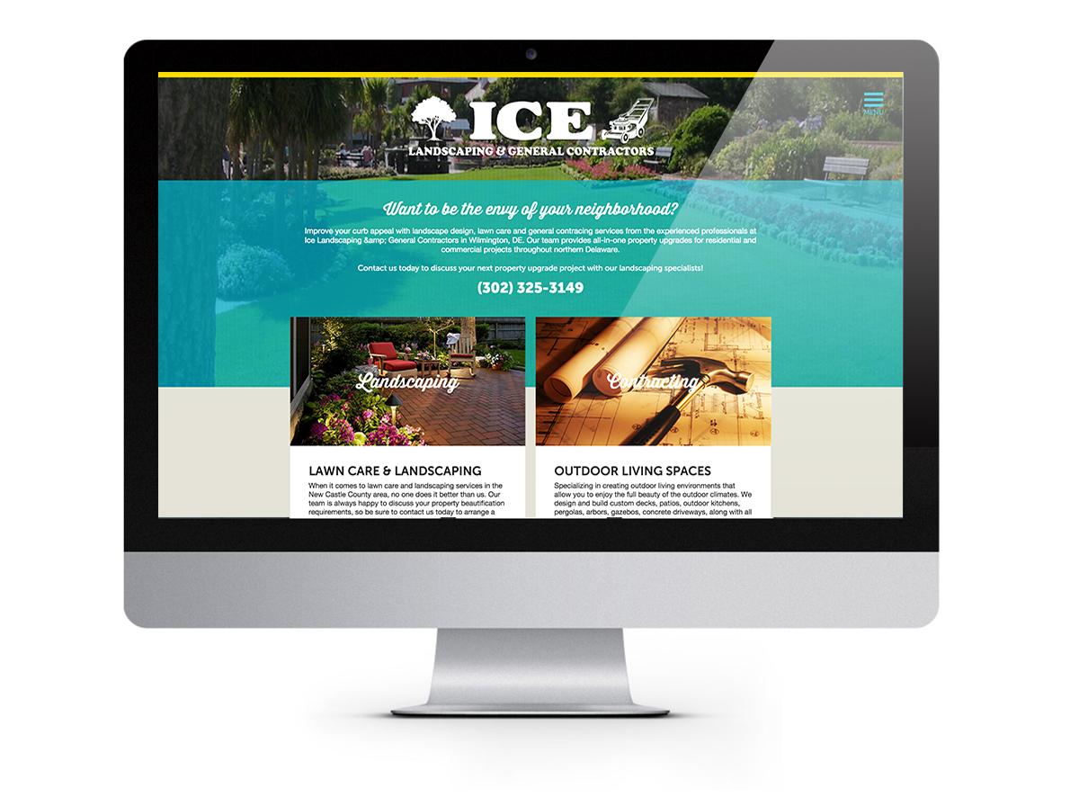 Ice iMac