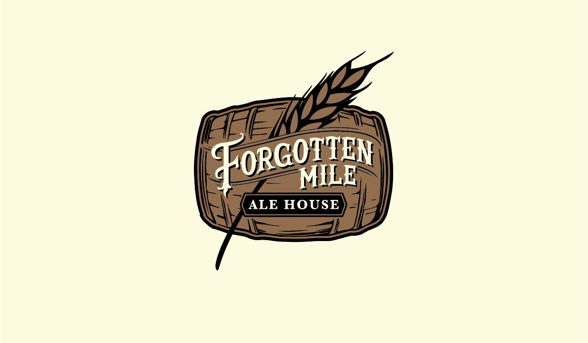 Logo 1 - Forgotten Mile Ale House