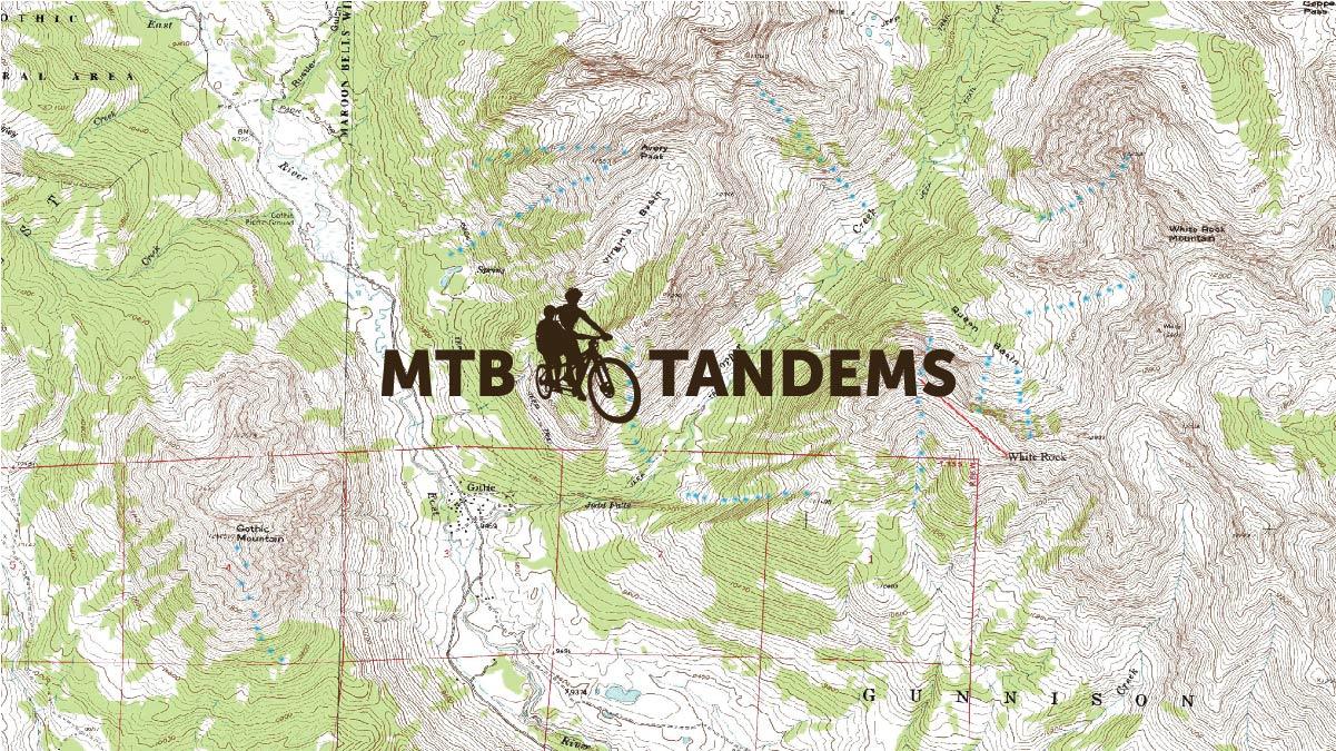 Logo Heading - MTB Tandems