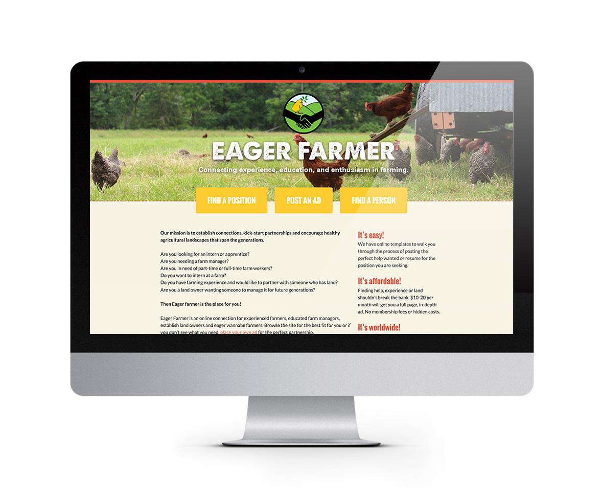 Eager Farmer iMac