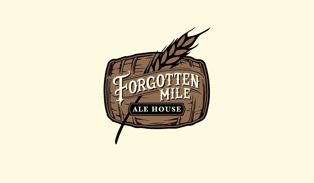 Logo 1 - Forgotten Mile Ale House